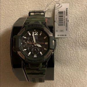 Casio GA-1100SC-3A Mens G-SHOCK  Camouflage Watch